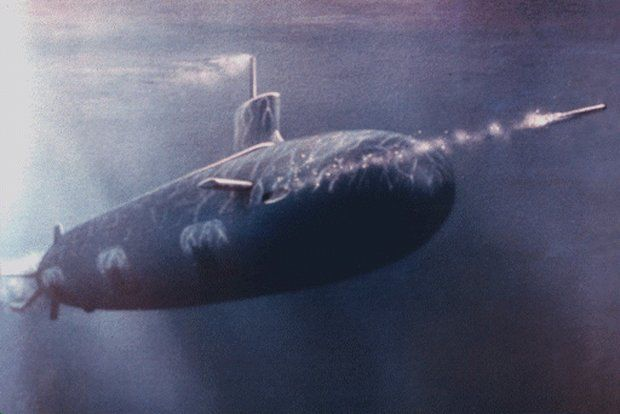 The Seawolf was conceived as a faster, better-armed eventual replacement for the Los Angeles Class nuclear-powered attack submarines.
