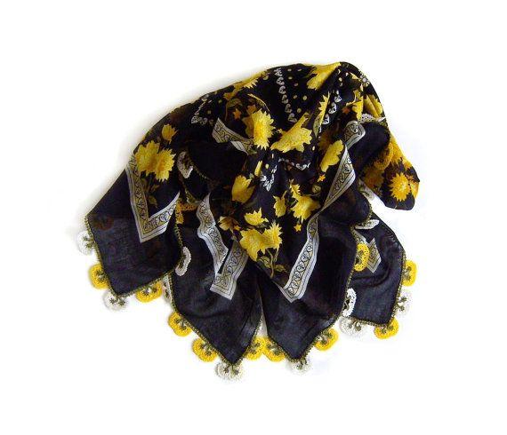 Traditional Turkish Yemeni Rayon artificial silk by naryaboutique, $31.00
