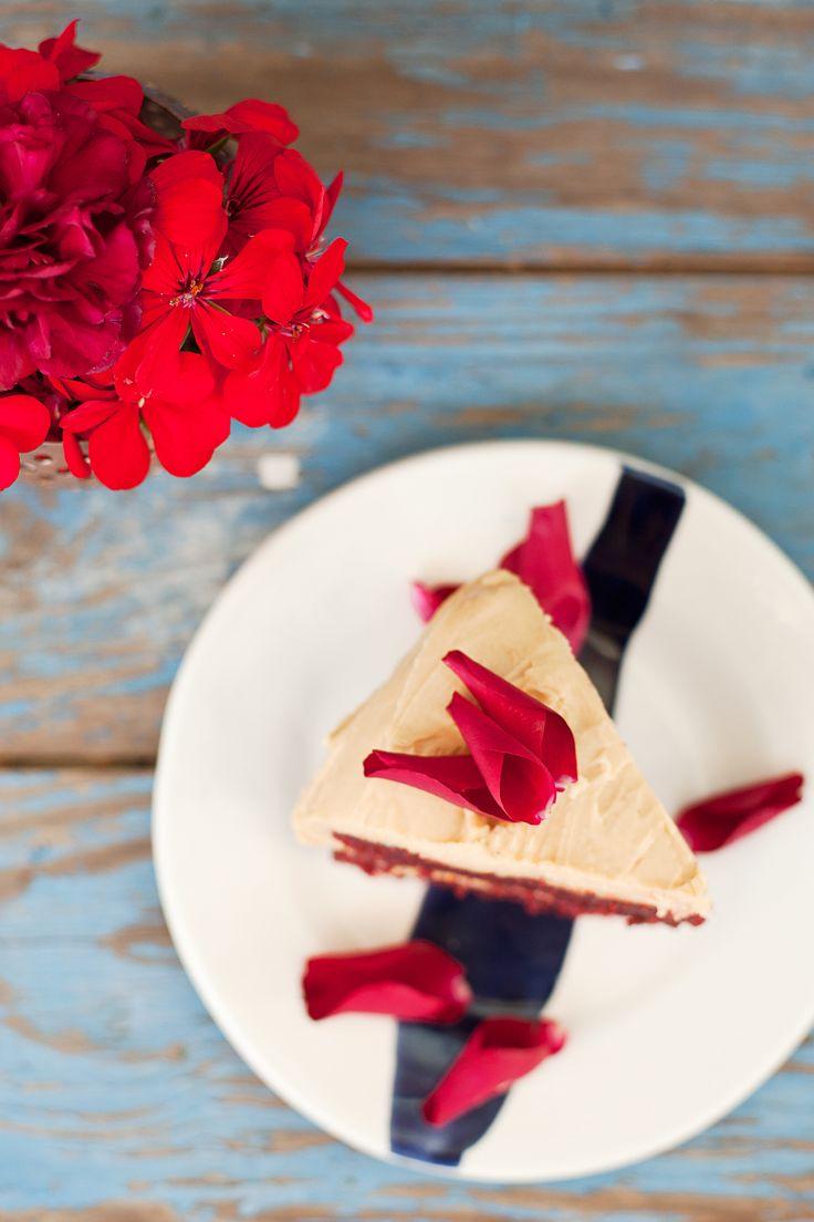 The Best Exotic Blush Cake