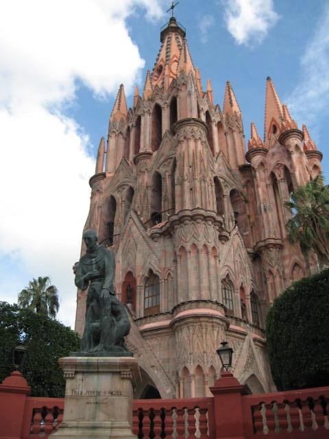 La Catedral ~ San Miguel De Allende