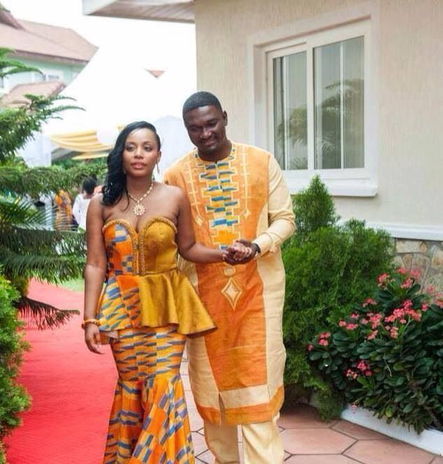 Ghanaian Traditional Wedding: 1000+ Images About African Wedding On Pinterest