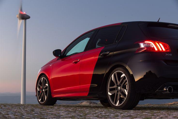 #Peugeot308GTi #Peugeot #Sportcar #testdrive #PeugeotSport