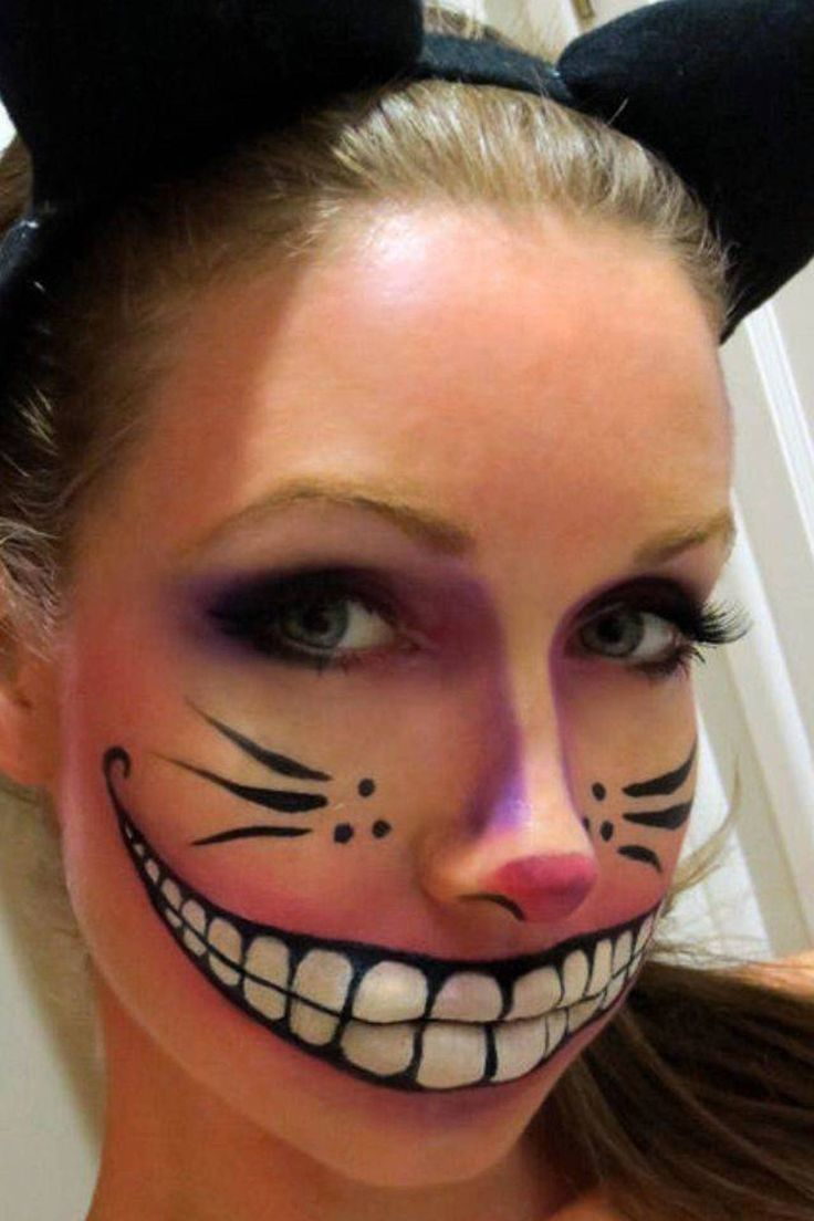 Sexy+Yet+Spooky+Halloween+Makeup+Looks  - Cosmopolitan.com