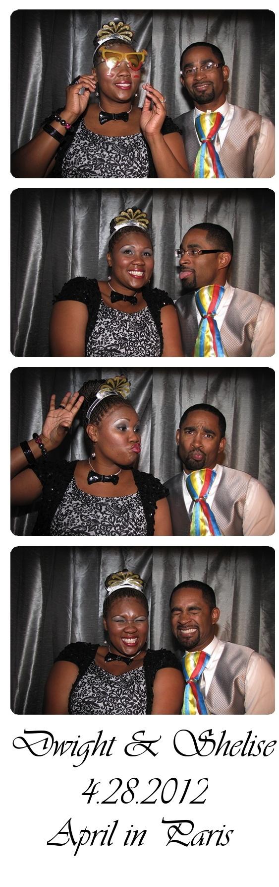 Wedding Photobooth!