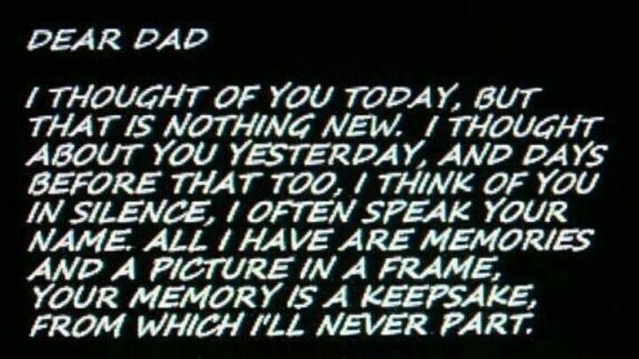 miss you so so so soooo much Daddy.... | ♥ Love My Daddy ...