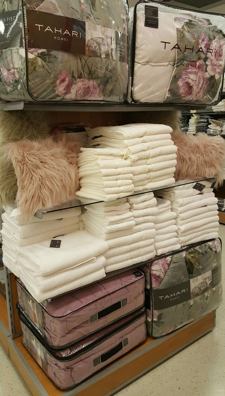 T.J. Maxx Tahari bedding, Home goods store, Bed linen design