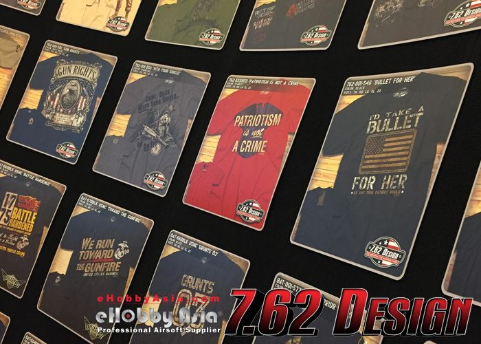 eHobby Asia: 7.62 Design T-Shirts