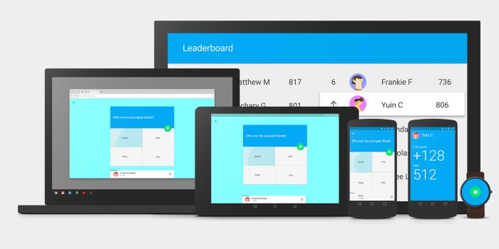 7 Material Design Web UI Frameworks - Super Dev Resources