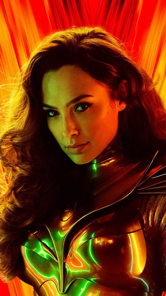 Gal Gadot In Wonder Woman 1984 2020 Wonder Woman 1984 Movie Wonder