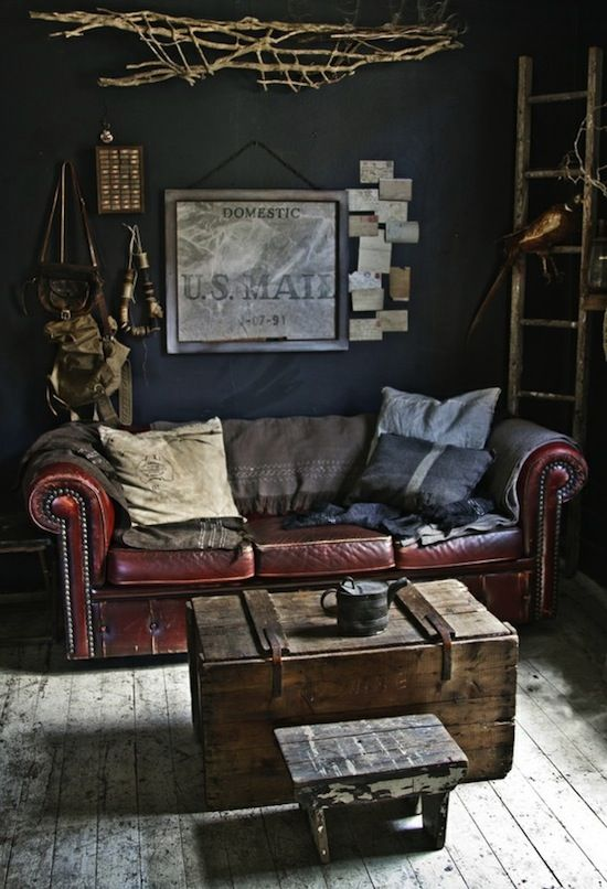 Dark Decor