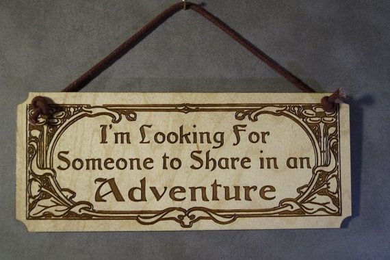 Im looking for someone to share in an Adventure  This is a small, light-weight version of a larger plaque that Ive done. It would be just right