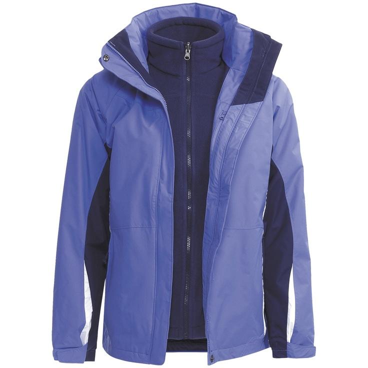 Columbia Sportswear Silver Thaw Jacket - 3-in-1