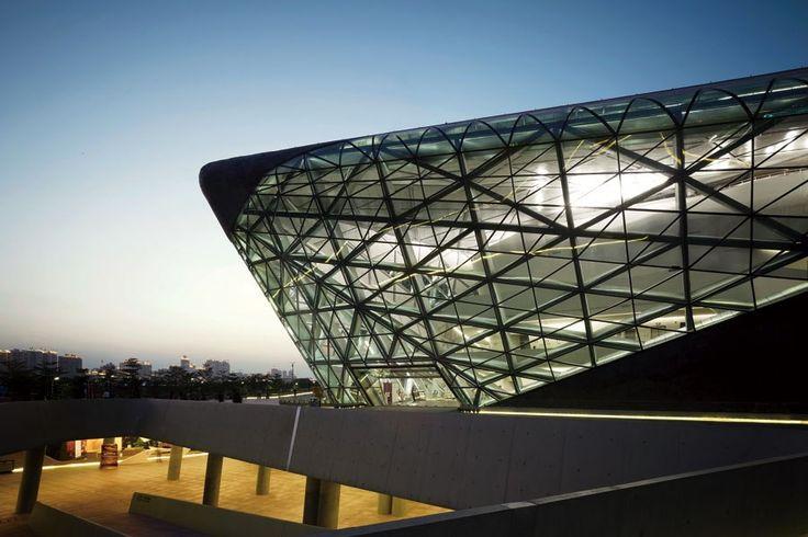 Guangzhou Opera House, Guangzhou, China