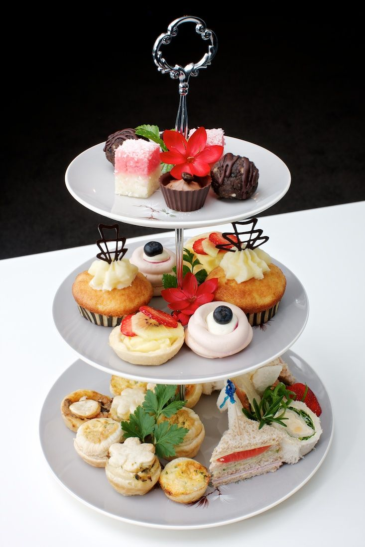 A Royal High Tea for two
