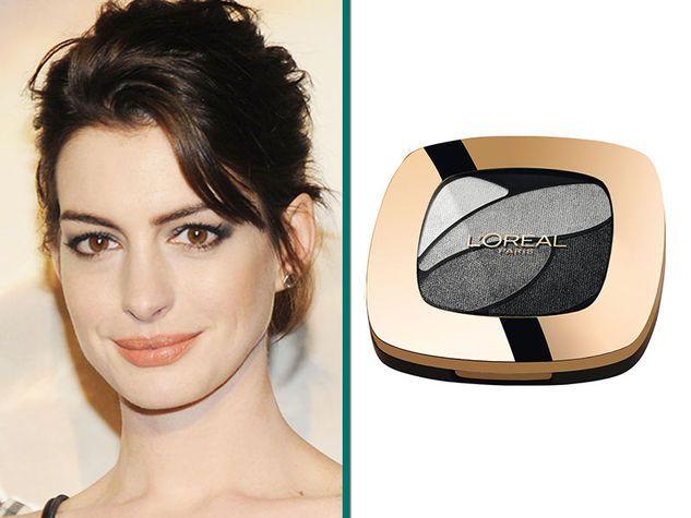 Copia il trucco di Anne Hathaway