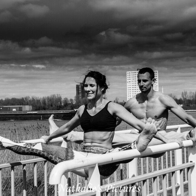 Yoga versus Barbrothers , sportfotografie, yogafotografie