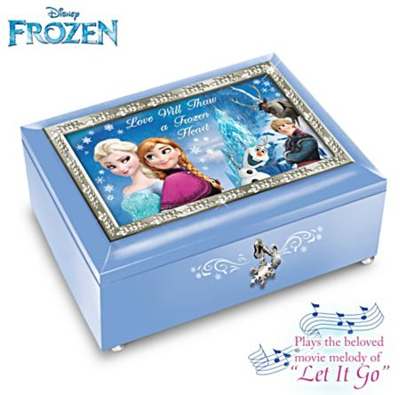 Hot new product added -  Disney FROZEN Heirloom Music Box - http://ponderosa.co/b1001/disney-frozen-heirloom-music-box/