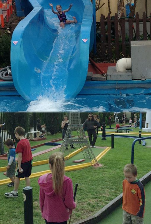 Semaphore Waterslide Complex        -Priced per child- Enclosed area (1 entry and exit gate)*We go every year, always popular excursion!*