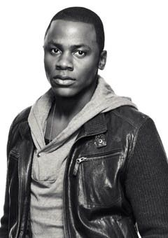 Derek Luke...If only he wasn't married and interested in me.......lol!