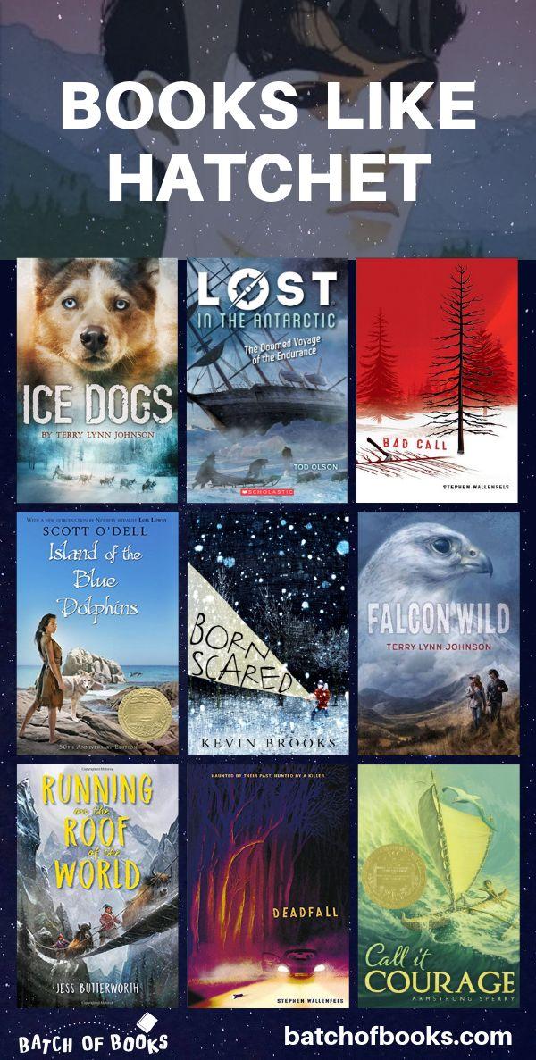 11 Wilderness Survival Books Like Hatchet By Gary Paulsen  Childrens Library -2975