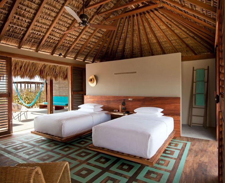 Las 25 mejores ideas sobre pisos pintados en pinterest y for Hoteles con habitaciones comunicadas playa