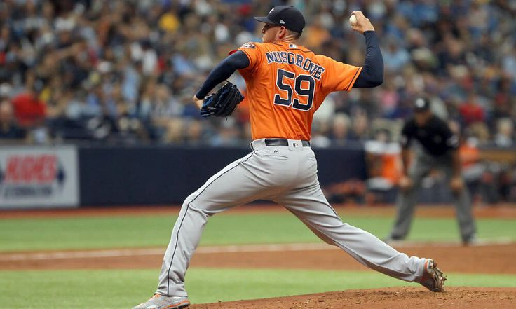 Astros recall Joe Musgrove from Triple-A Fresno for Wednesday start = The Houston Astros have officially recalled right-handed starting pitcher Joe Musgrove from Triple-A Fresno, the club announced on Wednesday afternoon. Now back atop the......