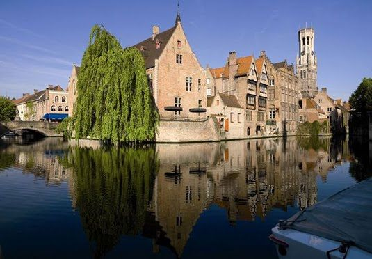 Luxury five-star break in Bruges with breakfast and return Eurostar tickets with an optional upgrade to Premier class