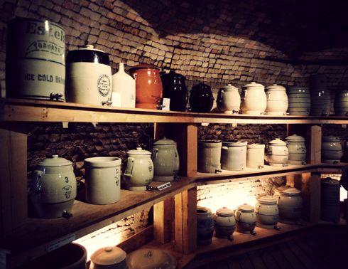 Inside Medalta Potteries: