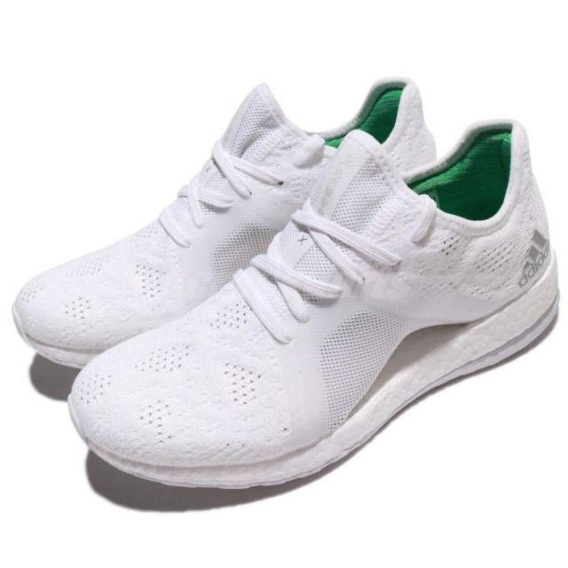 f3228861b2a4c8 NEW Adidas PureBOOST X Element White Women Running Shoes Sneakers Trainer  BB6084  Adidas  RunningCrossTraining  PureBoost  MyTopSportsHouse   ...