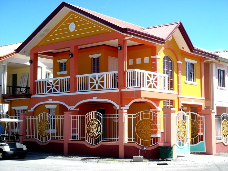 Western style house in Baliuag Bulacan