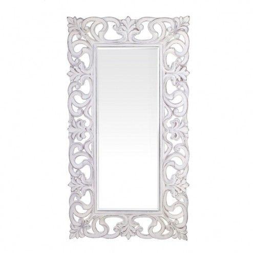 17 best images about espejos decorativos on pinterest for Espejos decorativos blancos
