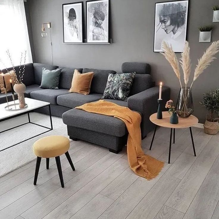 13 Comfy Scandinavian Living Room Decoration Ideas…