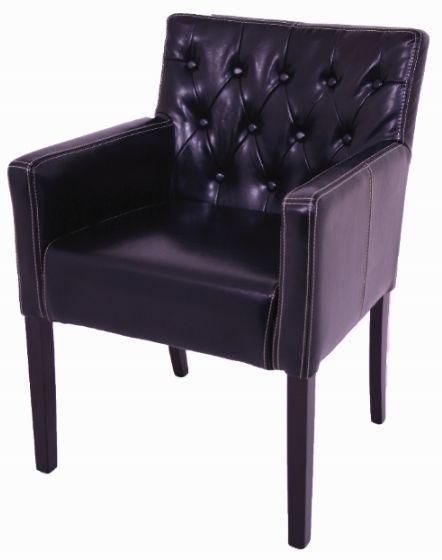 RV Astley Andalo Leather Armchair