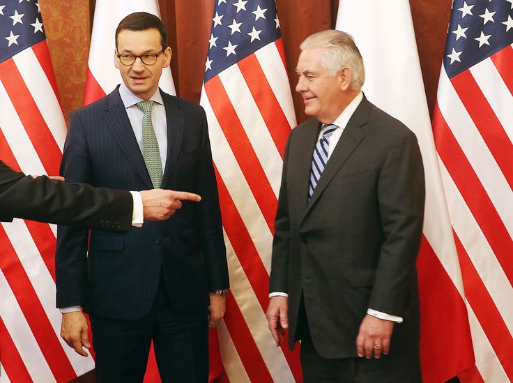 FOX NEWS: US Poland oppose gas pipeline linking Russia to Germany