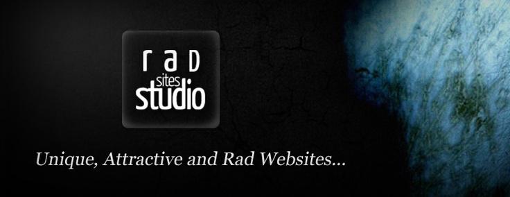 Really Rad Website Design