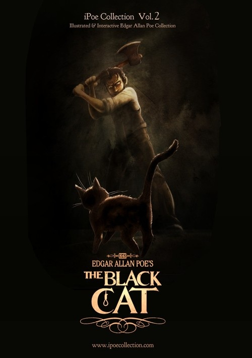 literary analysis of the story the black cat by edgar allan poe The short story entitled, the black cat, written by edgar allen poe is a dark in this story, he tries to kill the second cat because of its relation to the first he was ashamed of what he did to pluto, and he was moved to another fit of rage by this new cat because of the things it forced him to think about.