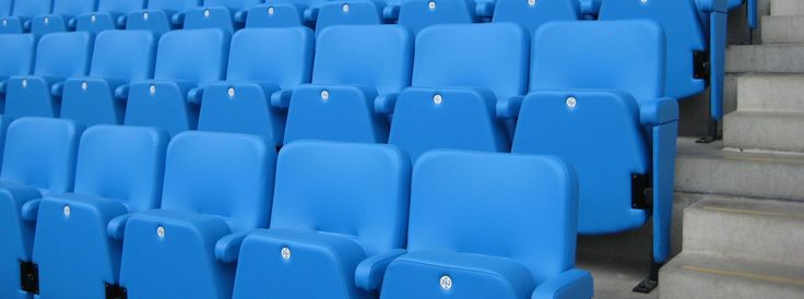 From cleaning and powder-coating existing metal work to replacement foams and re-upholstery, Evertaut offers a range of refurbishment services for executive stadium seats.