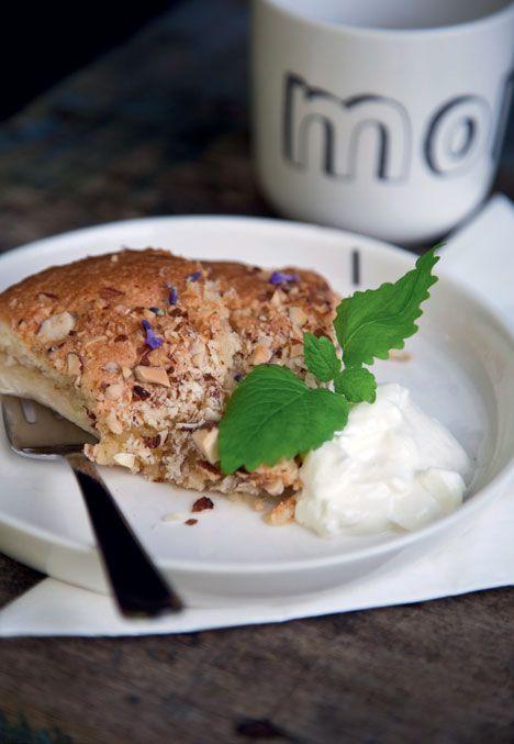 Sprød og lækker æblekage - Boligliv