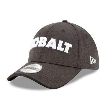 Men's Jimmie Johnson New Era Black Kobalt 2017 Driver 9FORTY Adjustable Hat