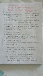 GILDIDUKAN: MENU MUY SENCILLO PARA CINCO DIAS DE ATAQUE (PP)