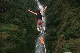 Image result for bungy jumping