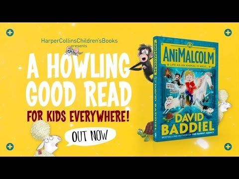 Animalcolm by David Baddiel – Miss Namy