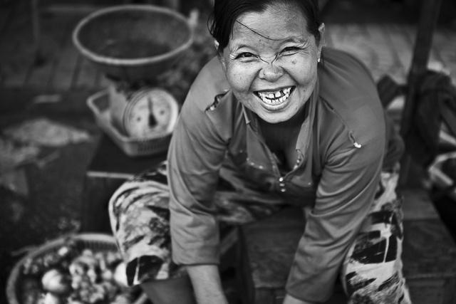 Vietnam - portrait. Antoine Honorez