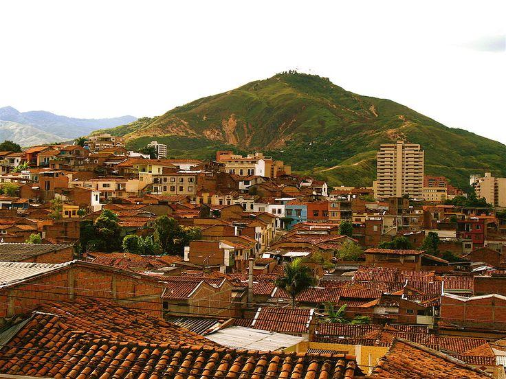 Barrio San Antonio #Cali #ValledelCauca #Colombia