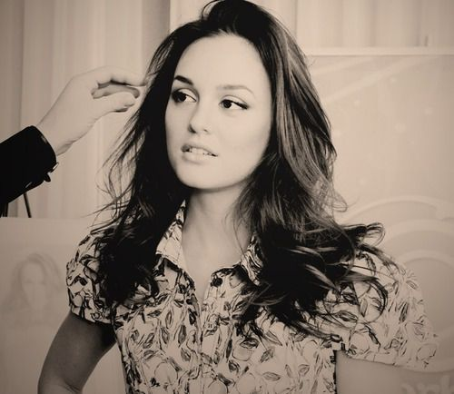 Leighton Meester, just big love! I love her style, as well as her character on Gossip girl