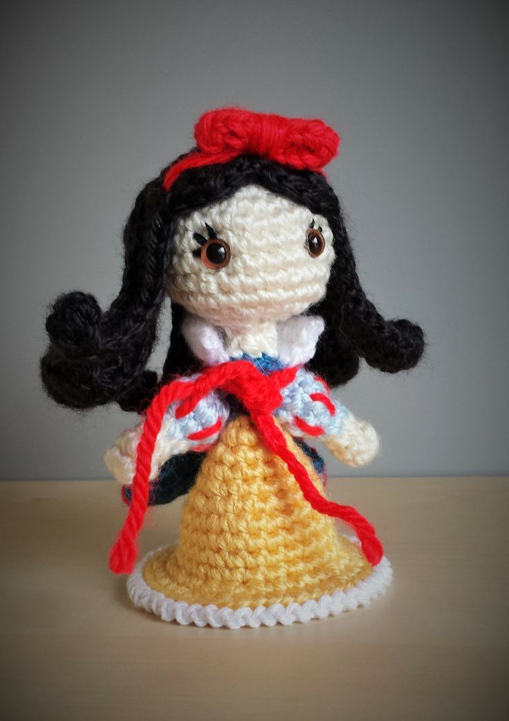 53 best Disney Amigurumi - Completed images on Pinterest