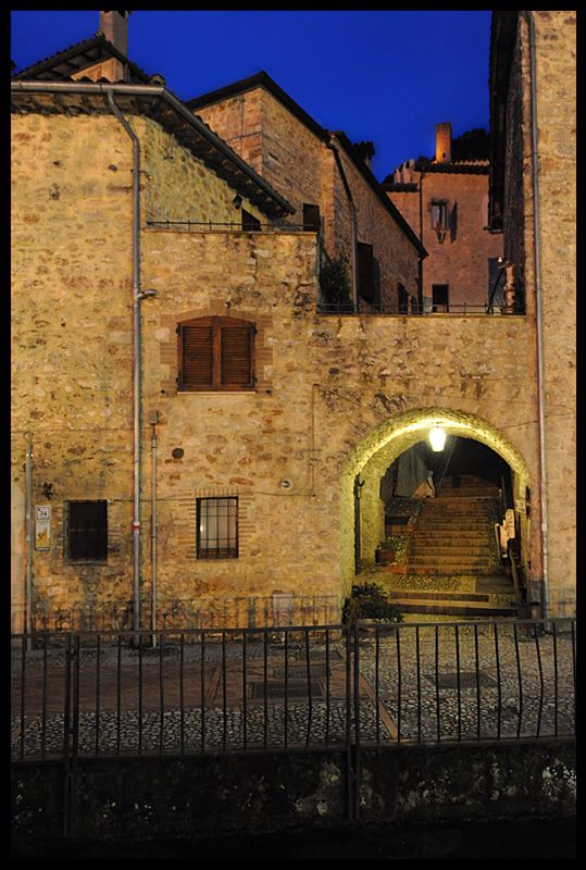 Scheggino, it accommodates in its territory approximately 650 inhabitants, in de province of Perugia, Umbria_ Italy