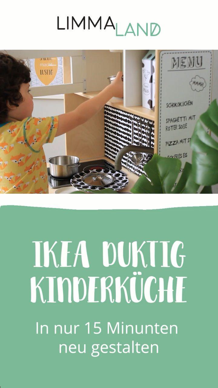Deine IKEA Kinderküche ist noch weiß? Wir zeigen…