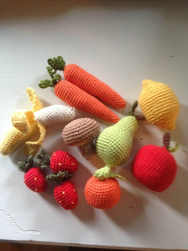 hedelmiä, marjoja ym opetustuokioihin