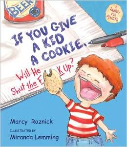 7 Terribly Funny Children's Book Parodies For Adults  ... see more at InventorSpot.com